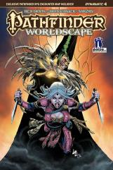 Worldscape #4 (Lau Cover)