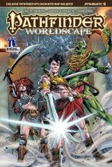 Worldscape #5 (Lau Cover)
