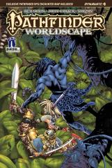 Worldscape #6 (Lau Cover)