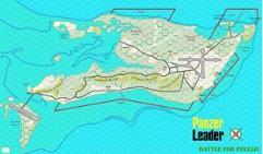 Panzer Leader Blitz Peleliu Map