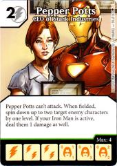 Pepper Potts - CEO of Stark Industries
