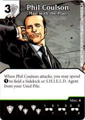 Phil Coulson - Man with the Plan