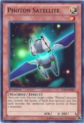 Photon Satellite (Super Rare)