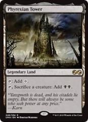 Phyrexian Tower (R)