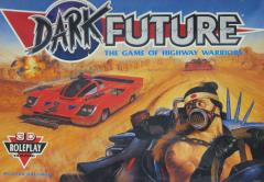 Dark Future w/White Line Fever & Battlecars Collection