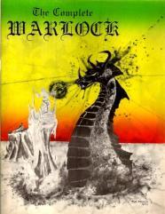 Complete Warlock, The (Rare, 4-Color Cover)