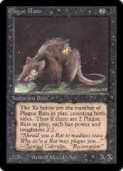 Plague Rats (German) (C)