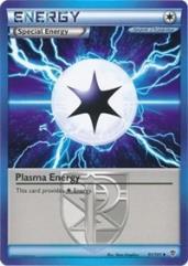 Plasma Energy (Team Plasma) (U) #91 (Reverse Holo)