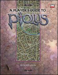 Player's Guide to Ptolus, A