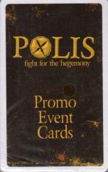 Polis - Event Promo Cards
