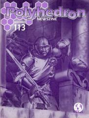 """#113 """"AD&D Adventure - A Pirate's Life For Me, Thief's Cant"""""""