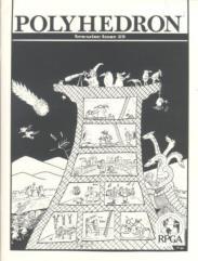 "#29 ""The Camel's Nose, Ecology of Tiamat, Gamma World Gods"""
