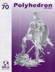 "#70 ""Sea of Fire Part #2 - AD&D Oriental Adventure"""