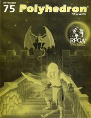 "#75 ""You've Lost Your Marbles - AD&D Adventure"""
