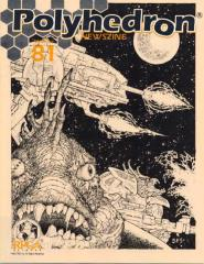 "#81 ""His Majesty's Special Service - Spelljammer Module"""