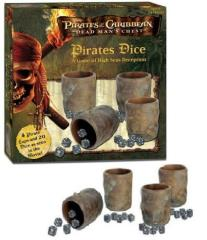 Pirates of the Caribbean - Dead Man's Chest - Pirate's Dice