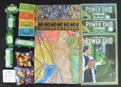 Power Grid Collection - Base Game + 2 Expansion!