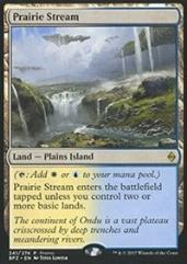 Prairie Stream (P)