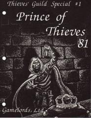 Prince of Thieves '81
