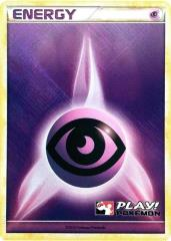 Psychic Energy (2010 Play! Pokemon Promo) (P) #N/A