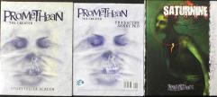 Promethean - The Created Storyteller Collection, 1 Book & 2 Accessories!