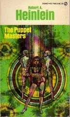 Puppet Masters, The (1st Printing)