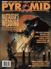 """#19 """"Warhammer FRP Adventure, Castle Falkenstein"""""""