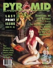 """#30 """"Shadowrun - Survival of the Fittest, Discworld"""""""