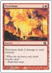 Pyroclasm (U) (Foil)