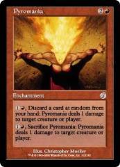 Pyromania (U)