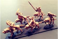 Orcian Cavalry w/Bows on Wolves