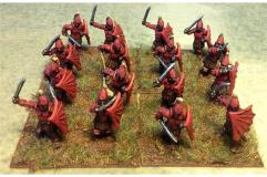 Swordsmen with Shields (Half-Pack)