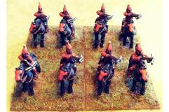 Mounted Crossbowmen (Half-Pack)