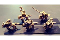 Dwarian Cavalry w/Crossbows on Ponies