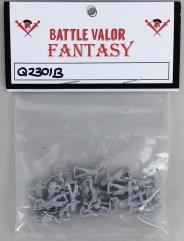 Barbarian Females w/Javalins & Shields (Half Pack)