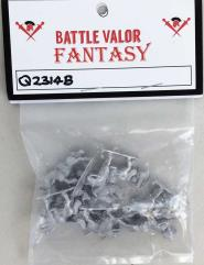 Barbarian Cavalry w/Bows on Horses (Half Pack)