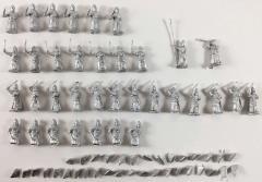 Elvian Swordsmen w/Shields