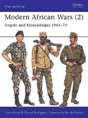 Modern African Wars (2) - Angola and Mozambique 1961-74