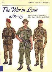 War in Laos 1960-75, The