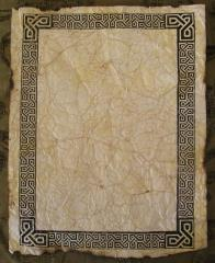 Celtic Knot Border Paper (10)