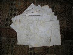 Blank Aged Paper (10)
