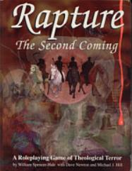 Rapture - The Second Coming