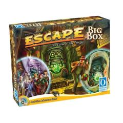 Escape - The Curse of the Temple (Big Box Edition) (1st Printing)