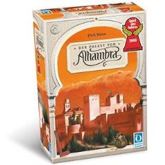 Alhambra (2nd Printing, German Edition)