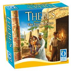 Thebes - The Tomb Raiders