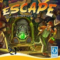 Escape - The Curse of the Temple Collection - Base Game + 3 Expansions!