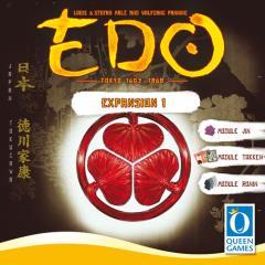 Edo - Tokyo 1603-1868, Expansion #1