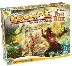 Escape - The Curse of the Temple (Big Box Edition) (2nd Printing)
