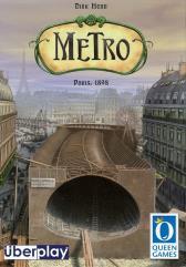 Metro - Paris, 1898 (1st Edition)