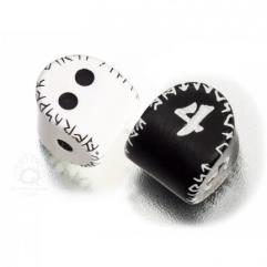 d2 White w/Black & d4 Black w/White (2)